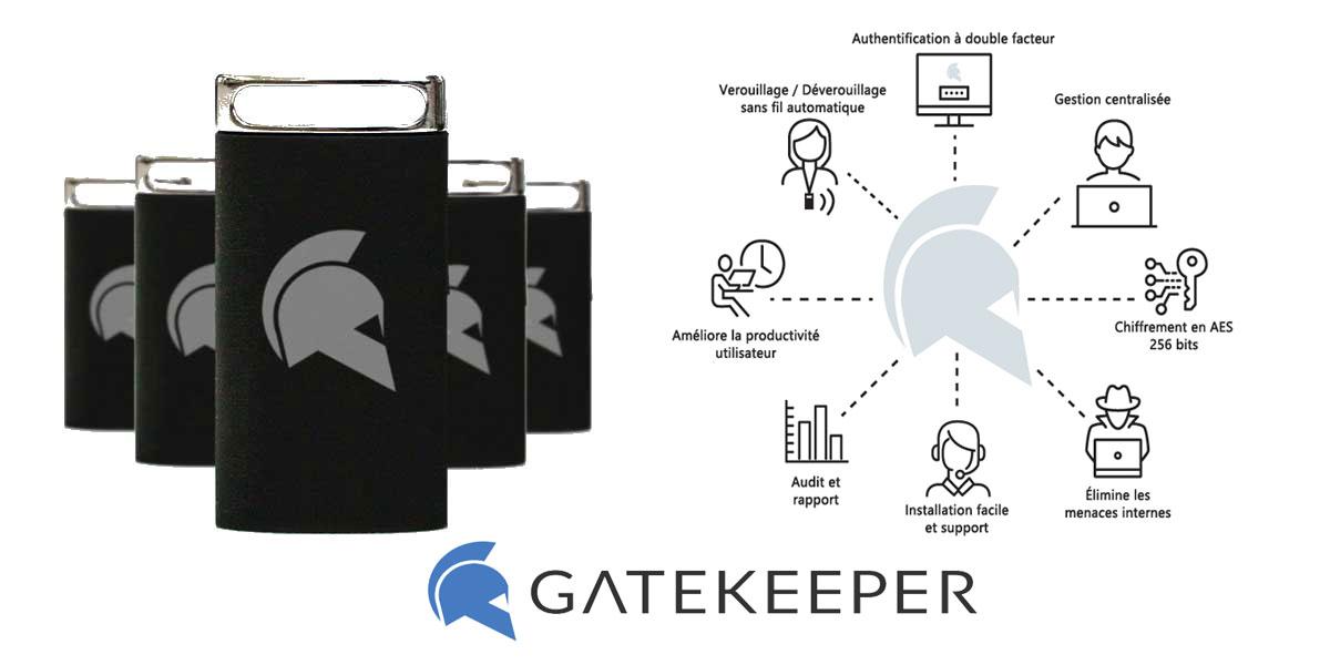 Protégez simplement et efficacement les accès et vos données